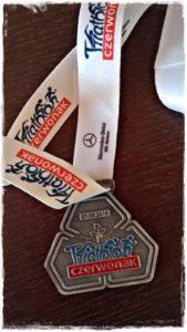 medal-triathlonczerwonak