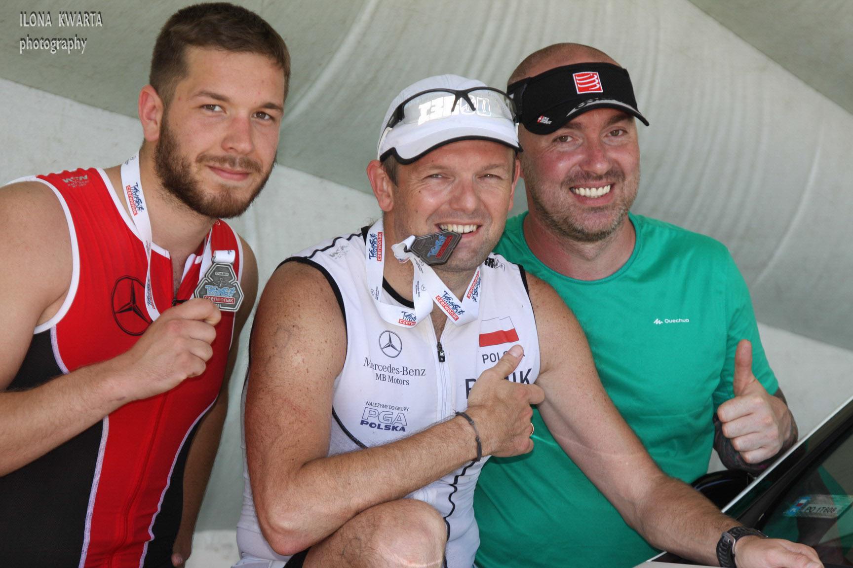 Triathlon Czerwonak 2016