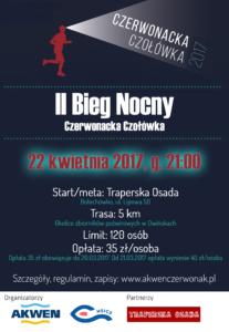 Czerwonacka Czołówka - plakat