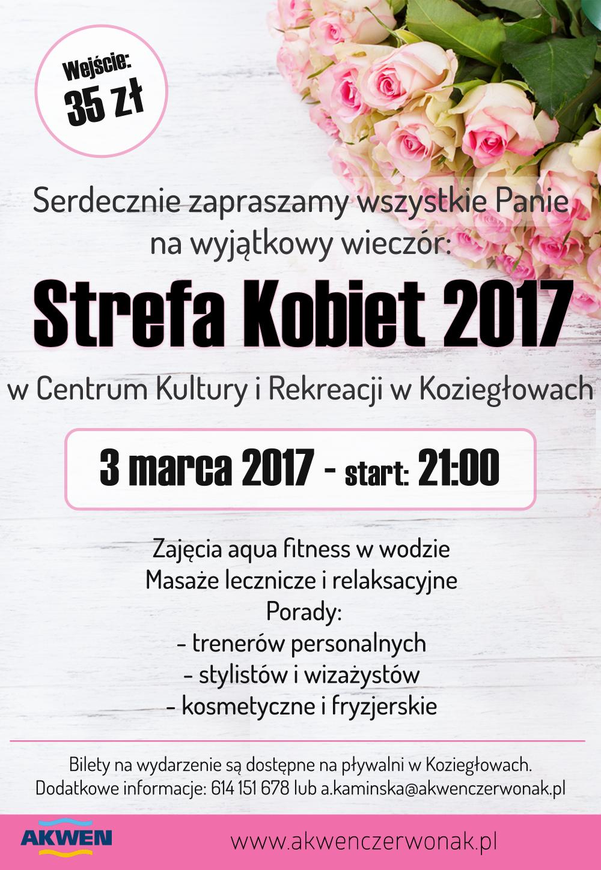 Strefa Kobiet - plakat 2