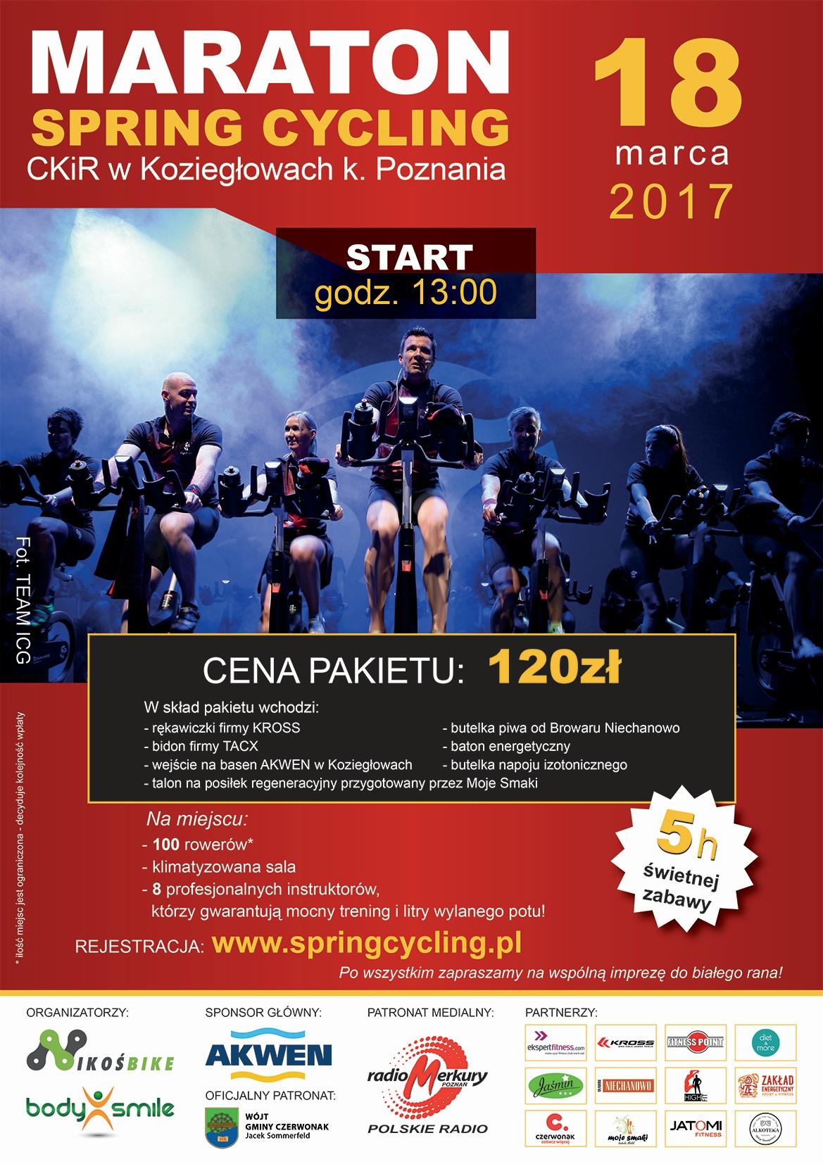 Spring Cycling 2017