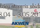 Godziny otwarcia obiektów od 28 kwietnia do 3 maja 2017
