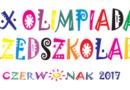 Olimpiada Przedszkolada dla najmłodszych
