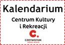 Kalendarz wydarzeń CKiR