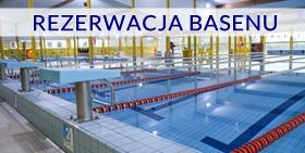 Rezerwacja basenu 27.10.2018 (sobota) w godz. 20:00-22:00