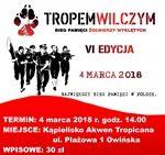 """04.03.2018 Bieg """"Tropem Wilczym"""""""