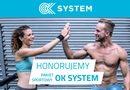 Honorujemy pakiet sportowy OK System