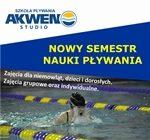 Nowy semestr w szkole pływania