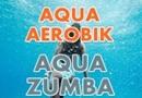 Zajęcia za pływalni: aqua aerobik i aqua zumba