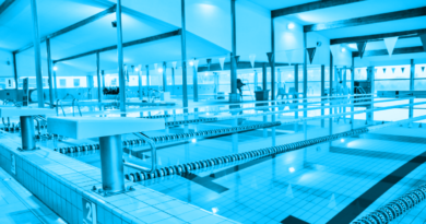 15 grudnia basen i sauny nieczynne w godzinach 8:00-13:00