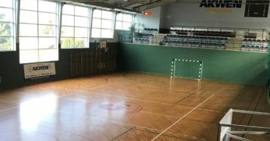 Hala sportowa w Czerwonaku – do wynajęcia w wybrane dni