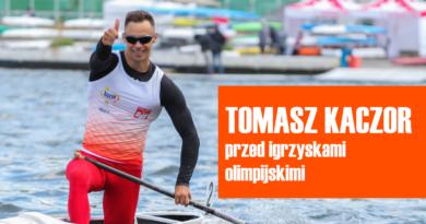 Tomasz Kaczor. Przed igrzyskami olimpijskimi. 4 marca