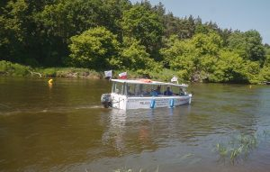 rejsy tramwajem wodnym