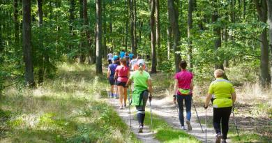 Czerwonacki Festiwal Nordic Walking – 13 czerwca (niedziela)