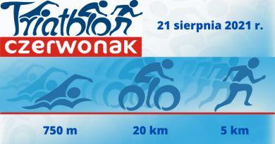 VII Triathlon Czerwonak trwają zapisy