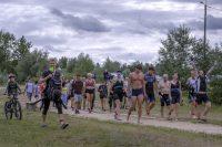zawodnicy Triathlon