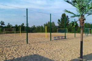 boisko do piłki plażowej