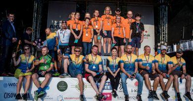 Organizatorzy Triathlon