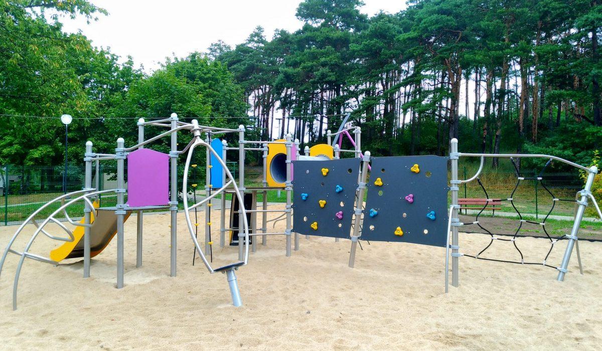 Plac zabaw Przylesie